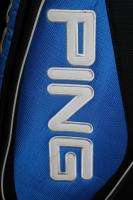 Ping Green Rapture Golf Clubs And Blue Outlander Bag Set