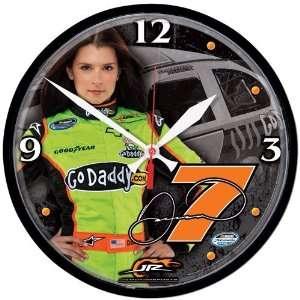 NASCAR Danica Patrick Clock