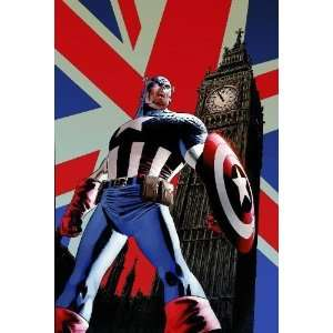 Captain America: Red Menace, Book Two [Paperback]: Ed