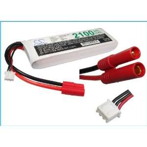 RC Battery For Airplane, Helicopter, Racing Car, Scale Boat