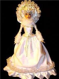 Draculas Bride ~ Vampire barbie doll ooak Vampress