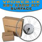 350W 26 Electric Bicycle Engine Kit Conversion Scooter Motor EBike Hub