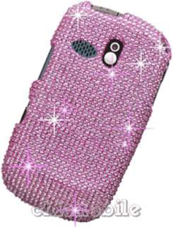 STRAIGHT TALK Case Cover Samsung R355C 355 BLING PINK