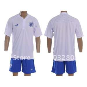2011 2012 embroidery quality away home soccer jersey football jerseys