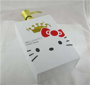 Sanrio Hello Kitty Shampoo bottle Limited Design Japan