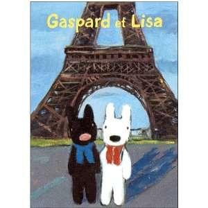 Gaspard et Lisa Design 108 Pieces Jigsaw Puzzle Finished