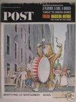Saturday Evening Post Magazine   March 13, 1965