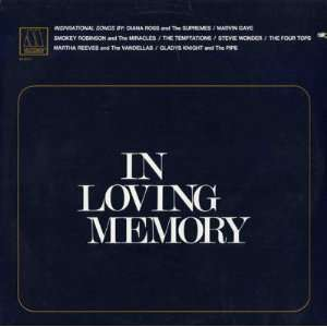 In Loving Memory: Stevie / Gladys Knight & The Pips