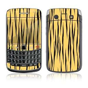Tiger Print Decorative Skin Cover Decal Sticker for Blackberry