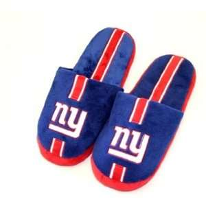 New York Giants NY Mens Slippers House Shoes: Sports & Outdoors