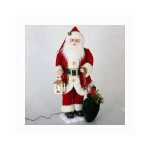 28 Animated and Musical Santa Claus Christmas Figure