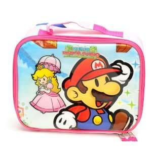 Nintendo Super Mario Lunch Bag and One Thomas the Train