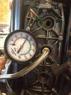Mercury Marine Outboard boat motor engine power tilt trim 45hp 50 sr