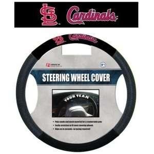 St. Louis Cardinals Mesh Steering Wheel Cover