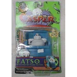 Casper the Friendly Ghost Fatso Figure: Toys & Games