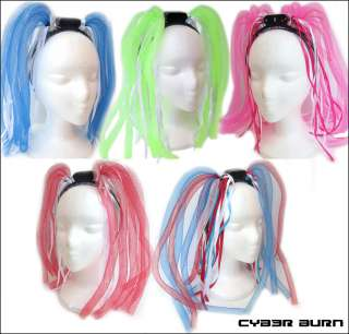 Cyber Goth Rave LED Light Up Halloween Costume Clothing Hot