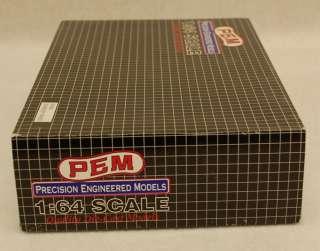 PEM Precision Engineered Models Hartoy M70802 Schneider Tanker Truck 1