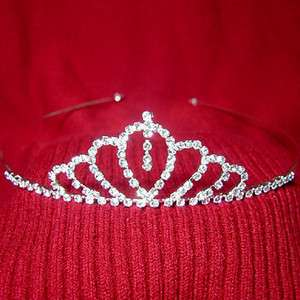 ADDL Item  crown Rhinestone hair tiara headband wedding