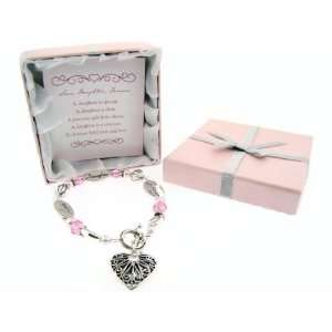 Love, Daughter, Forever Expression Bracelet Case Pack 3