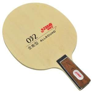 DHS N032S Table Tennis Blade (Penhold), Double Happiness