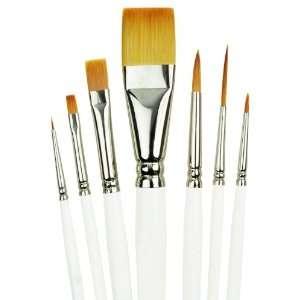 Royal Gold Royal and Langnickel Ultra Short Handle Paint