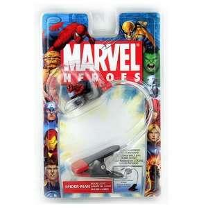 Marvel Spider Man LED Book Light, Computer Light, Back