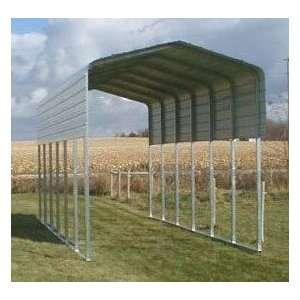 VersaTube Building Systems 14 x 11 ft Carport