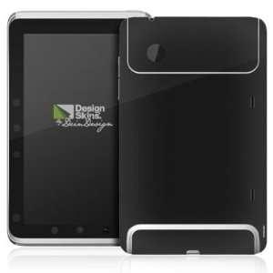 Design Skins for HTC Flyer   Schwarz Design Folie