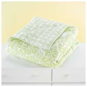 : Girls Bedding: Kids Green Floral Reversible Bedding: Home & Kitchen