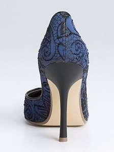 118 NEW GUESS MARCIANO CARRIELEE LACE RARE stiletto dress shoes 7