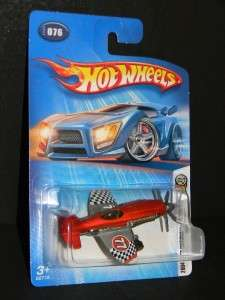 2004 HOT WHEELS 1ST EDITIONS 76/100 MADD PROPZ #076 ORANGE MOC!