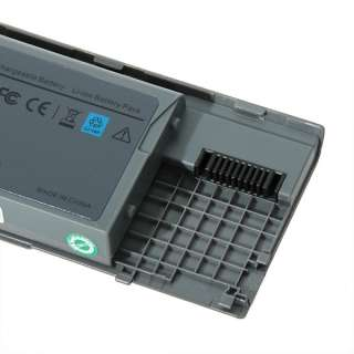 New 6 Cell LAPTOP Battery for Dell Latitude d620 D630 D630N PC764