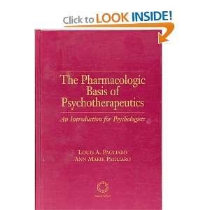 (9781560326779): Louis A. Pagliaro, Ann M. Pagliaro: Books