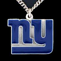 New York Giants Logo Chain Necklace SALE