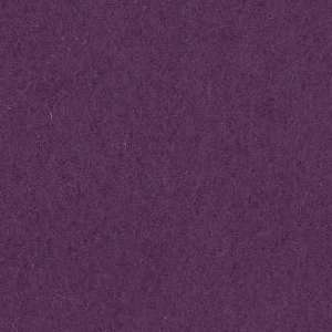 56 Wide Coat Weight Wool Melton Eggplant Fabric By The