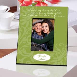 MEMORIAL PICTURE PHOTO FRAME Personalized Keepsake 4x6
