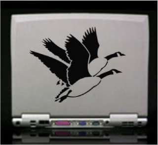 Flying Geese Hunting Die Cut Vinyl Decal Sticker