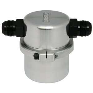 Moroso 85495 Air Oil Separator Universal Vacuum Pump  12