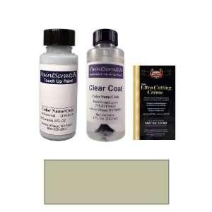 Oz. Silver Pearl Metallic Paint Bottle Kit for 2003 Toyota Sequoia