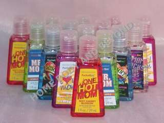 BATH & AND BODY WORKS Pocketbac Hand Gel U Choose Scent