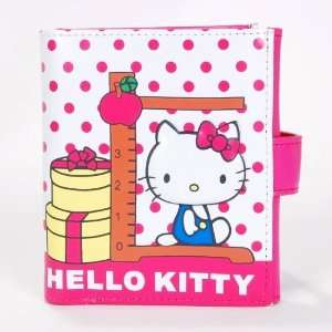 Hello Kitty Trifold Coin Purse Mini Wallet Rose Toys