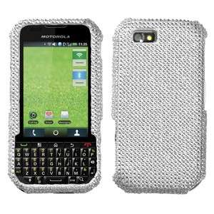 BLING Hard Case Phone Cover Sprint Nextel Motorola Titanium i1x