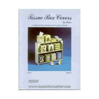 Box Covers (12 Needlepoint Designs for Plastic Canvas): Ninna: Books
