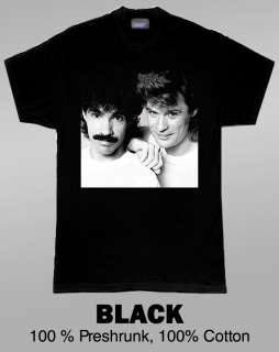 Hall And Oates Classic Rock Music T Shirt