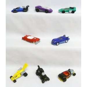 McDonalds   Hot Wheels Complete Happy Meal Set   1994