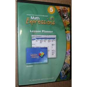 Houghton Mifflin Harcourt Math Expressions Grade 5 Lesson
