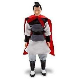 Disney Princess Mulan Li Shang Doll: Toys & Games