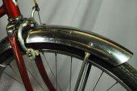 Vintage 1961 Schwinn Mark IV Jaguar middleweight bicycle bike red 3