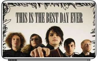 My Chemical Romance Laptop Netbook Skin Cover Sticker