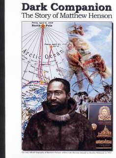 , the official biography written *with* Matthew Henson in 1946